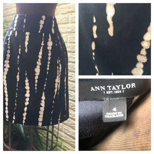 Ann Taylor skirt with pockets